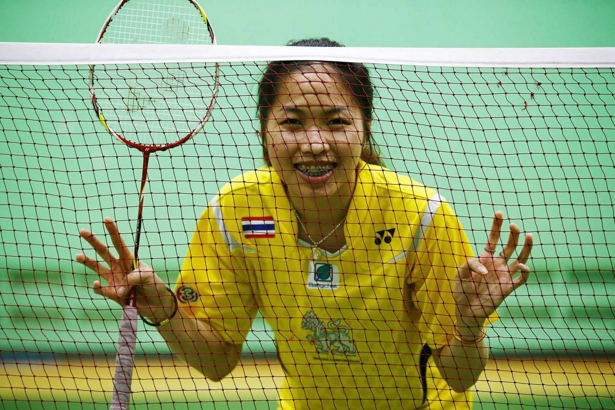 Ratchanok Intanon cannot wait to make amends for her shock collapse at London 2012. She fell apart against her Chinese opponent when well on the road to victory in the quarter-finals.