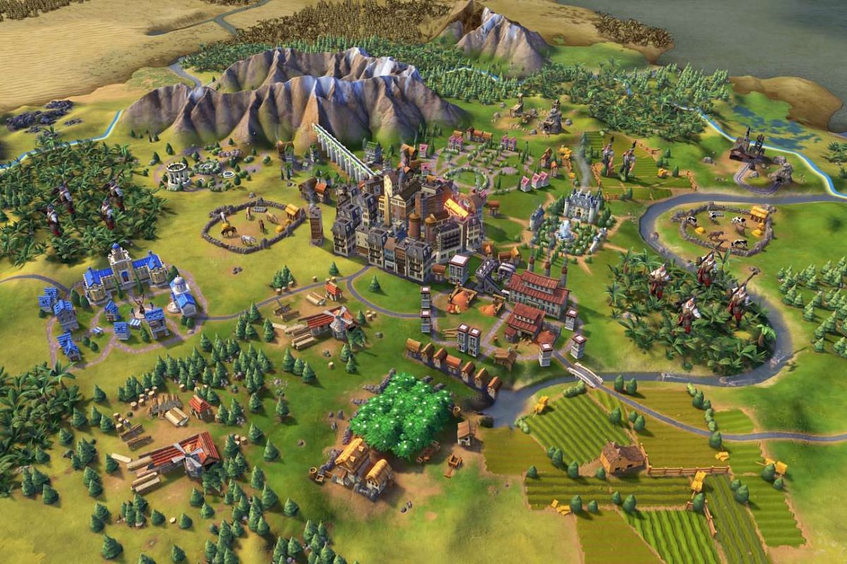 Civilization VI is the latest installment in the popular Civilization series, with a host of gameplay upgrades, new units and ways to play.