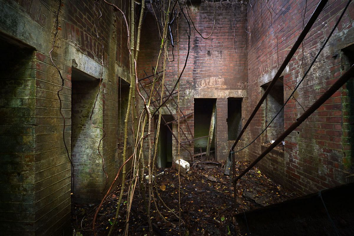 Built by the British army in 1879, atop a hill with a panoramic view of the city, this abandoned fort is a huge network of lookout posts, underground rooms and tunnels. It is part of the series of the defensive batteries and fortifications. Overhanging vi