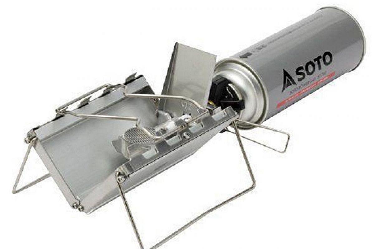 Soto G-stove STG-10.