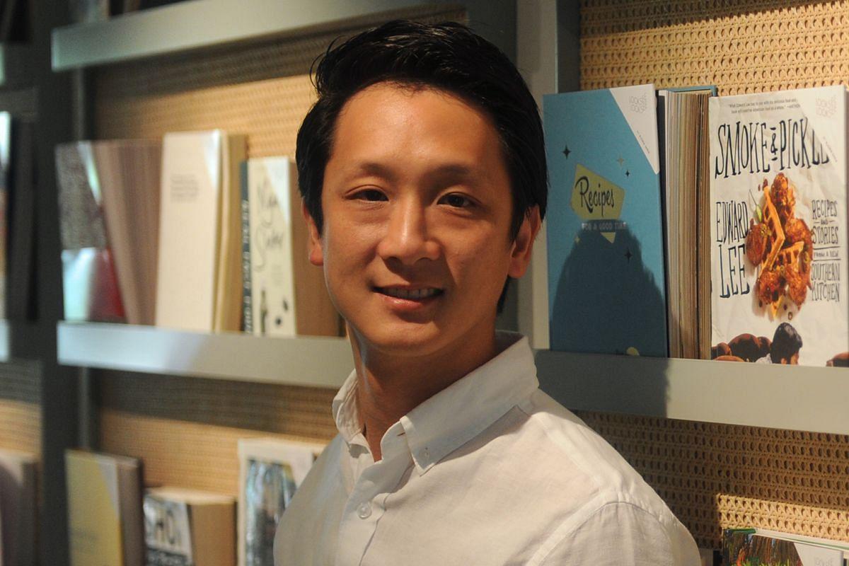 Mr Wee Teng Wen.