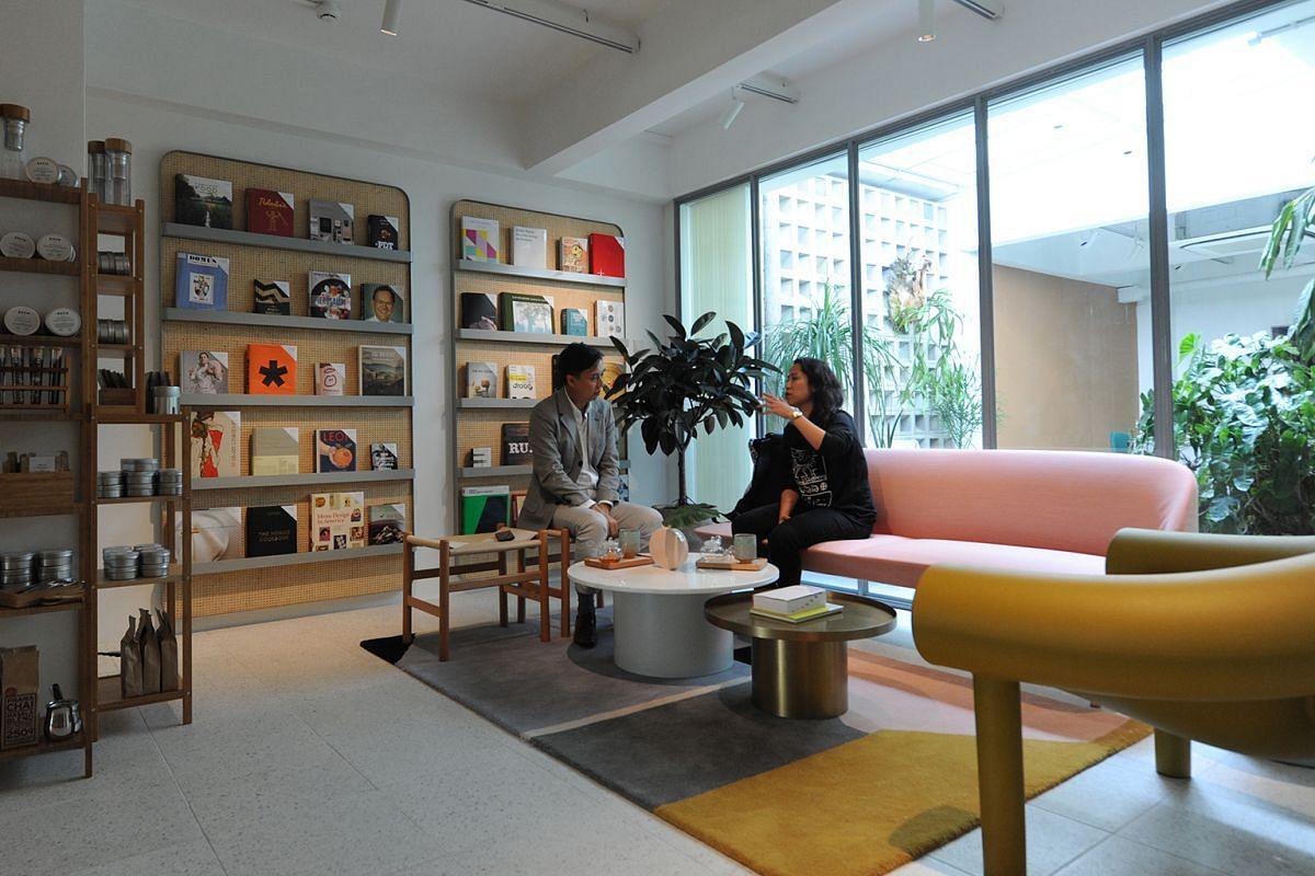 Public reading room Looksee Looksee.