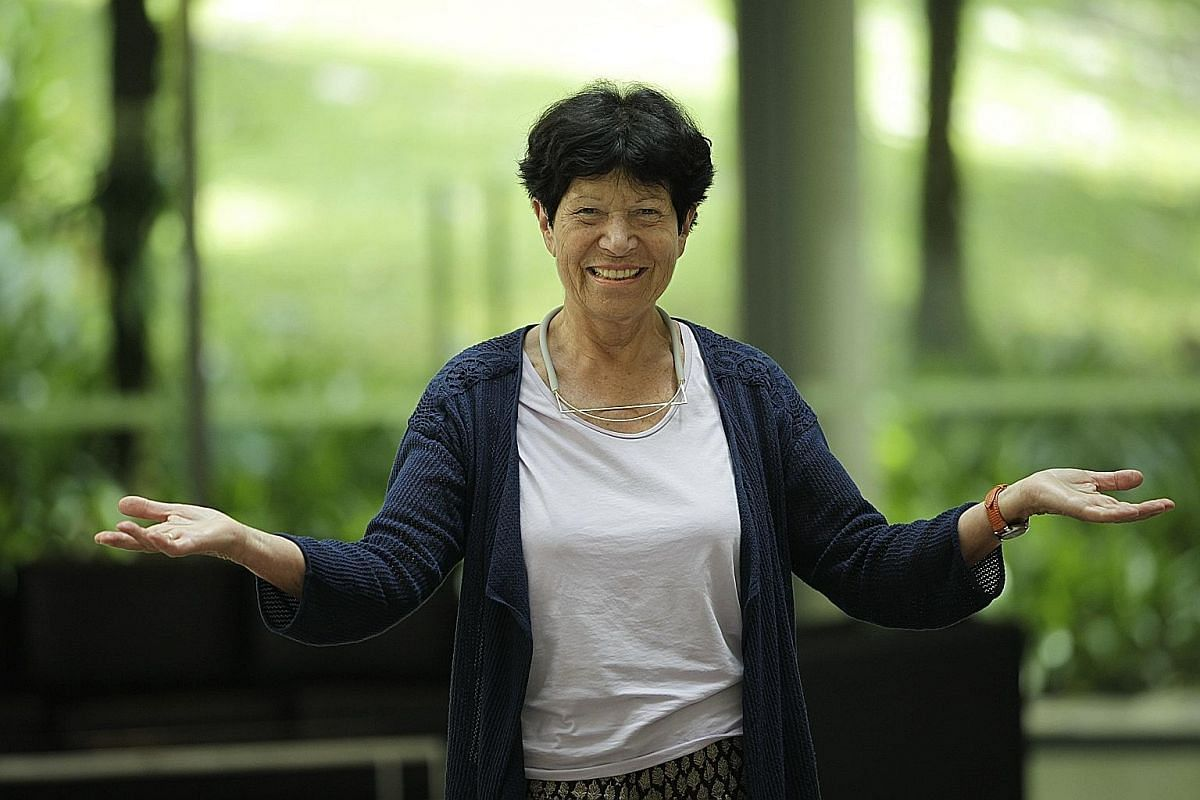 Austrian sociologist Helga Nowotny (above) says people should be always mindful of context to respond well to change.