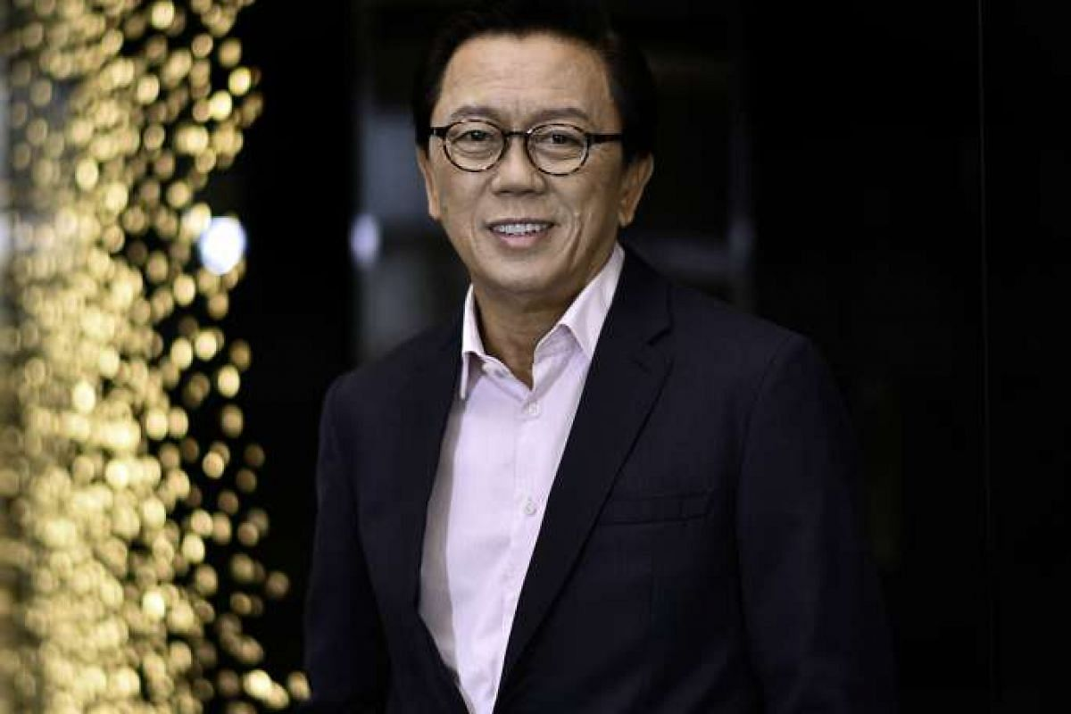 Mr Patrick Chong has built an empire with operations in 11 markets in the region.