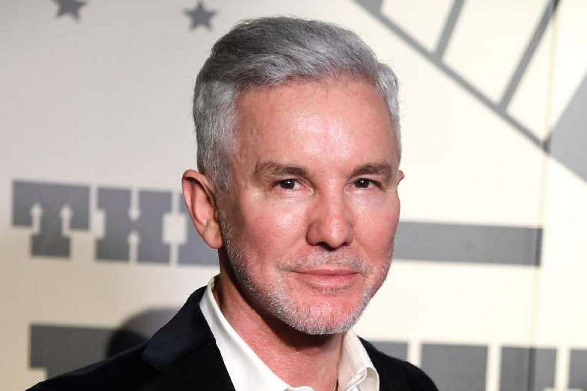 Director Baz Luhrmann, for whom The Get Down has been a passion project, arrives for the premiere.