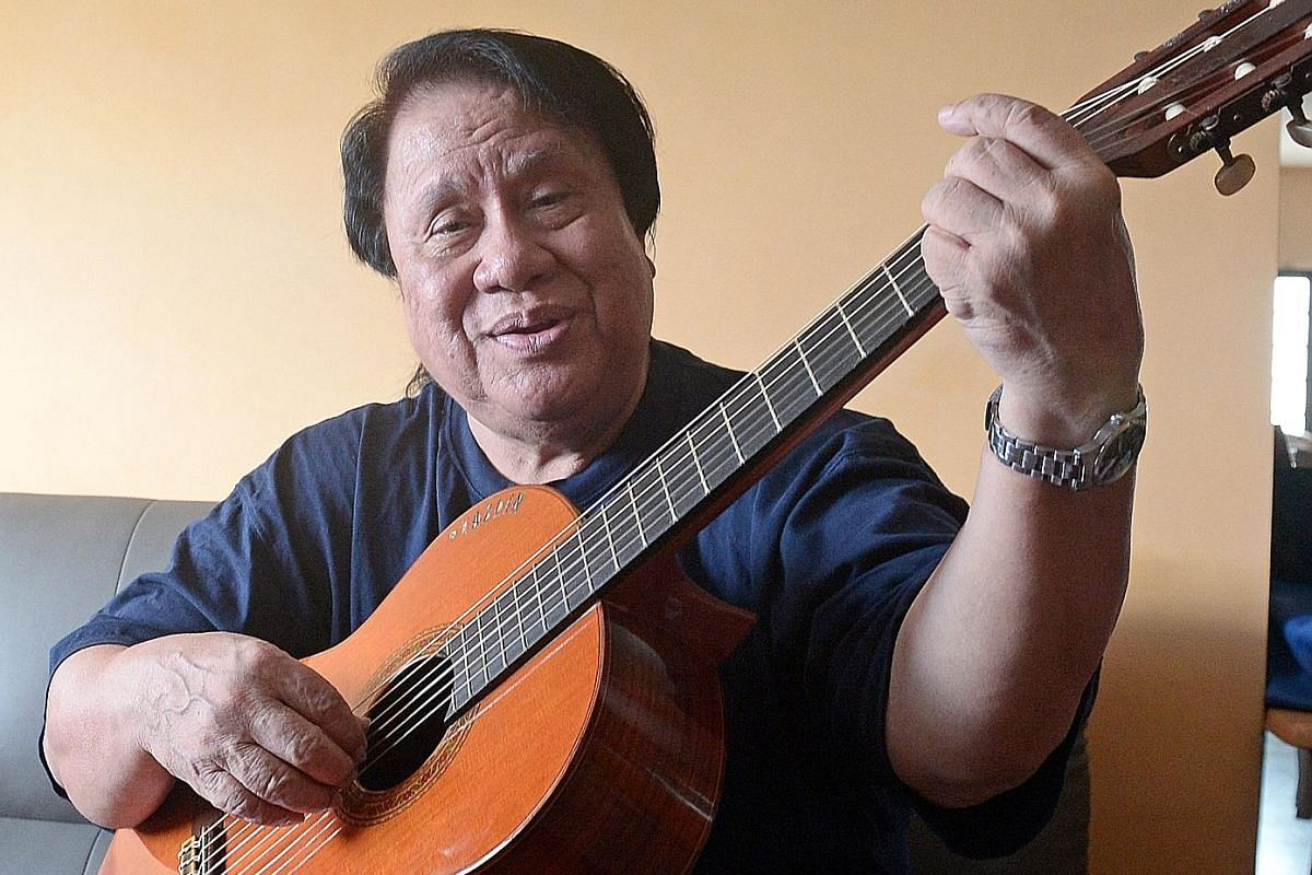 The Dukes, including musician Jerry Murad, will perform at a free concert next month.