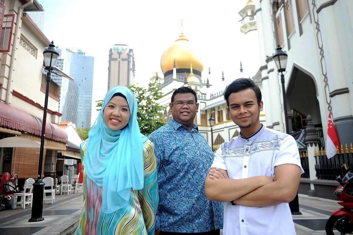 Young composers (from left) Syafiqah 'Adha Sallehin, Danial Ariffin Azman and Bakti Khair are behind upcoming performances breathing new life into traditional Malay arts and culture.