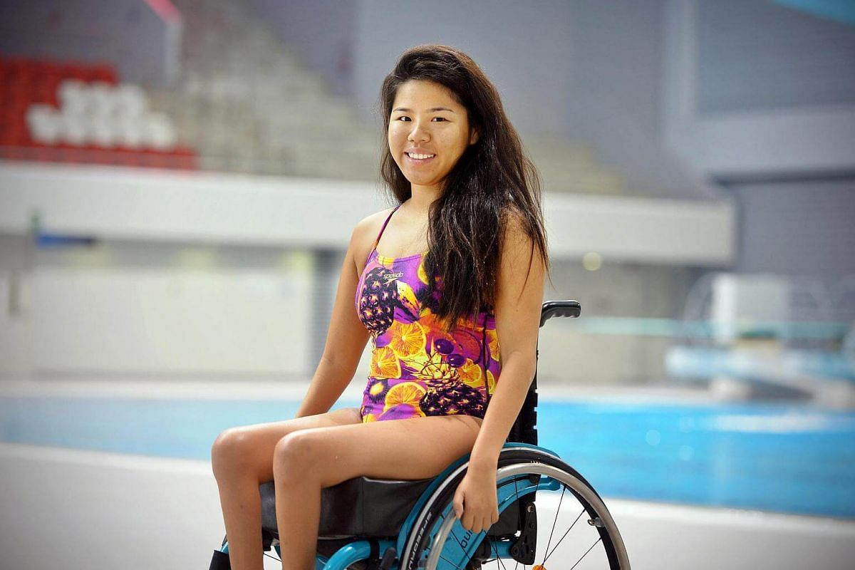 The pool transformed Yip Pin Xiu in such a profound way that even after taking a year off, she found her focus again.