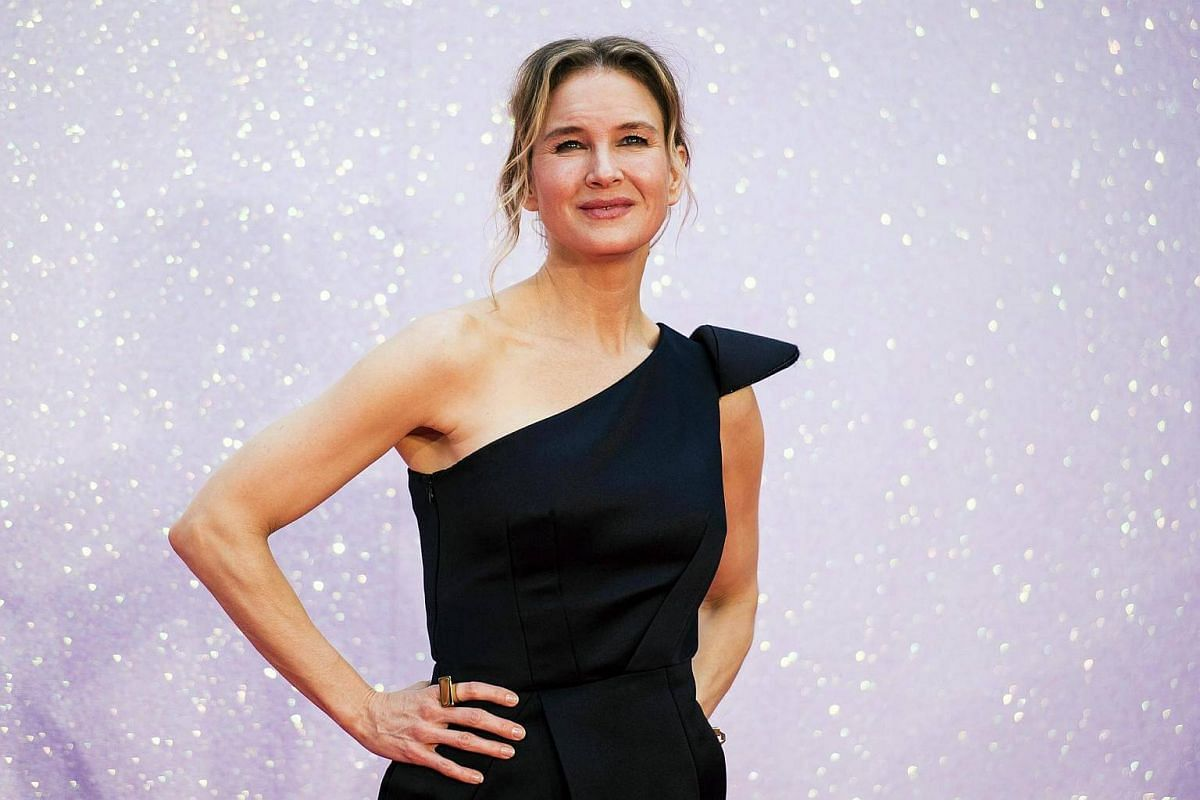 Renee Zellweger arrives for the world premiere of Bridget Jones's Baby in Leicester Square, Central London, Britain, Sept 5 2016.