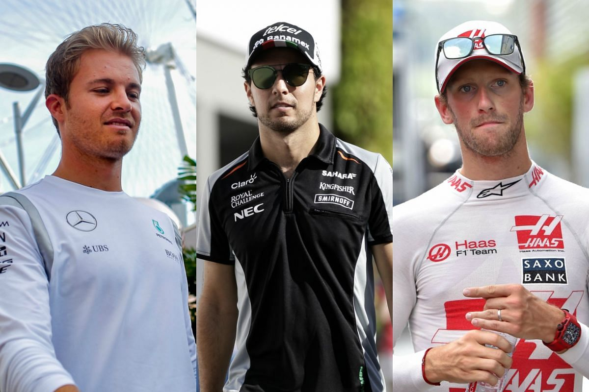 Nico Rosberg, Sergio Perez and Romain Grosjean feel that one needs to be ruthless in order to be an F1 champion.