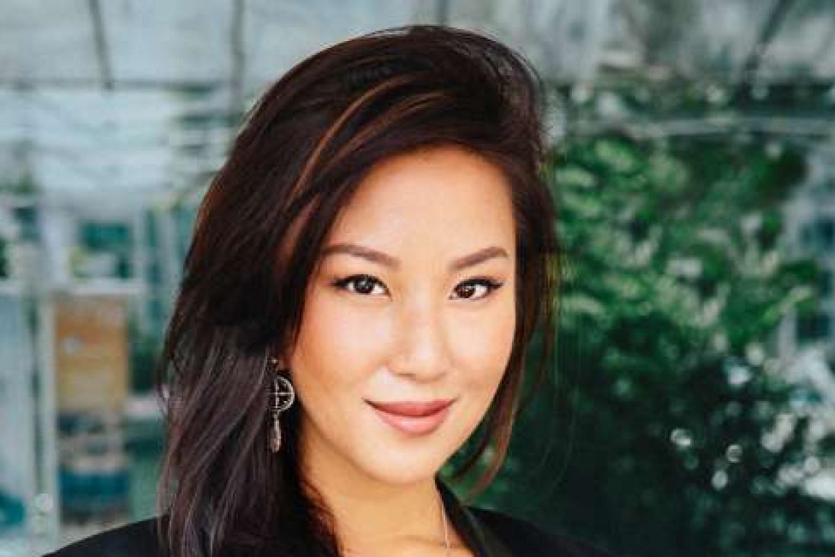 Technology entrepreneur Krystal Choo