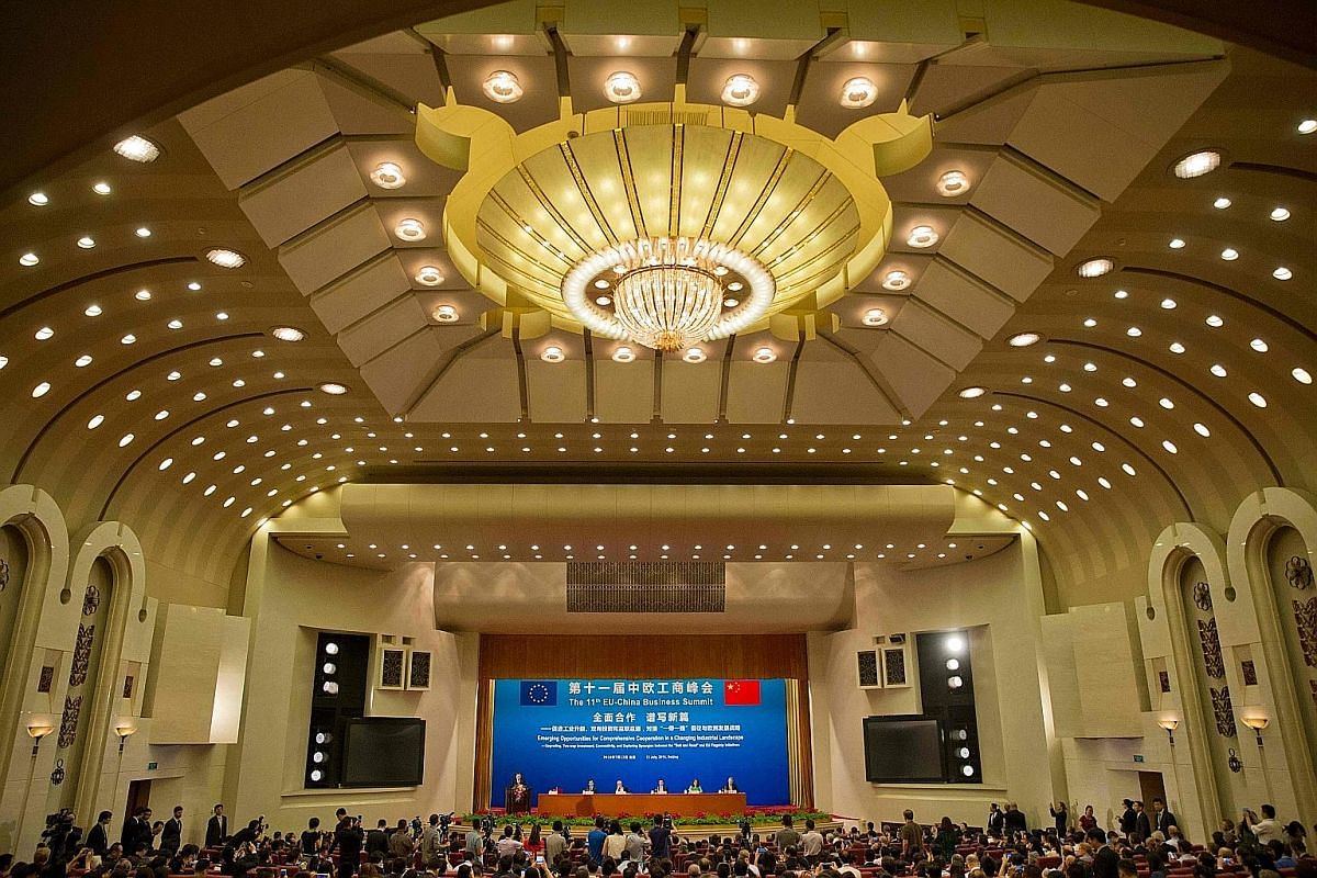 The Great Hall of the People:  The famous Beijing landmark made it to a new national list of Chinese architectural masterpieces built in the past century.