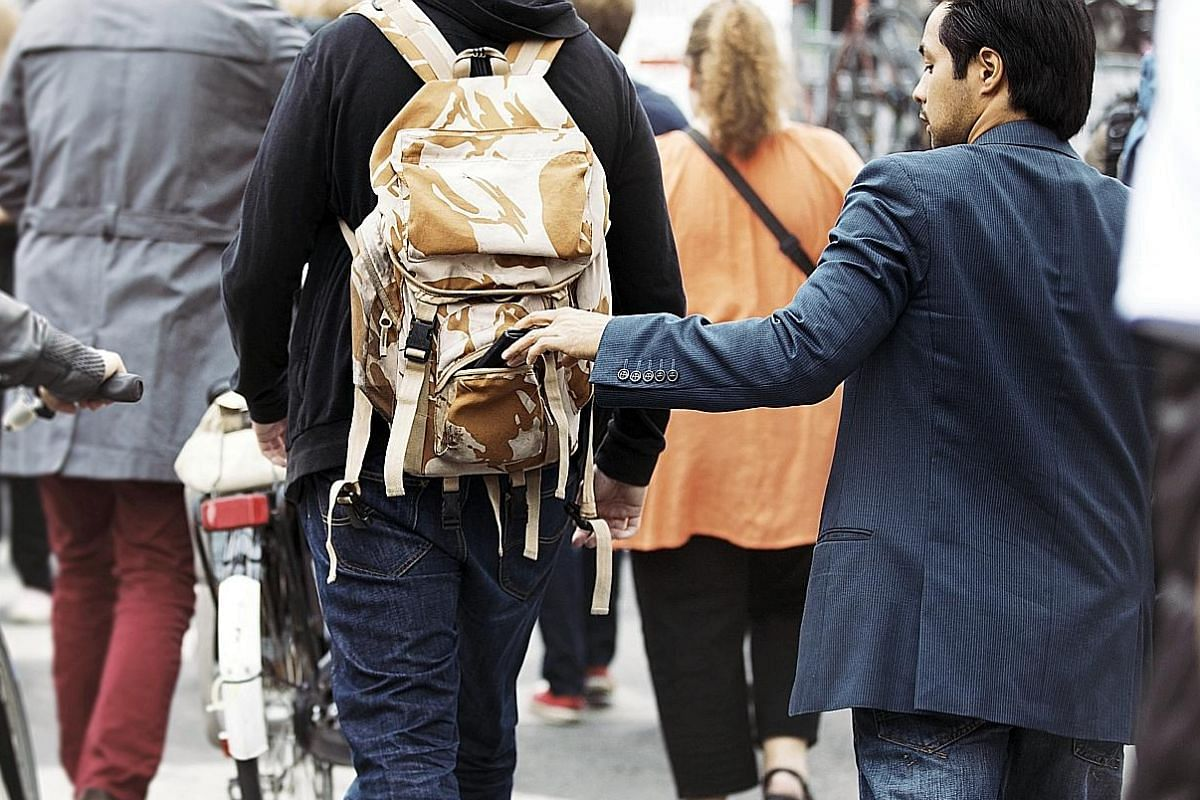 Travellers are easy prey for pickpockets, but being vigilant in a foreign land goes a long way to not losing your possessions.