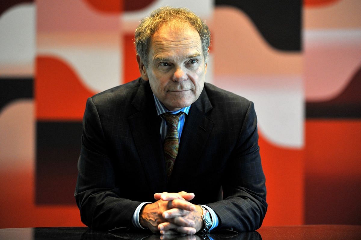 Don Tapscott was initially sceptical of blockchain, but has since been won over by its possibilities in transforming an Internet-enabled world.