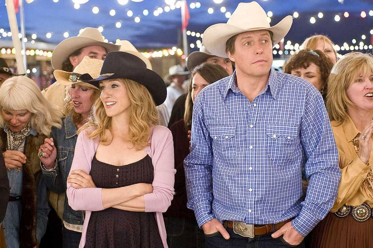 Sarah Jessica Parker stars opposite Hugh Grant in Did You Hear About The Morgans?.