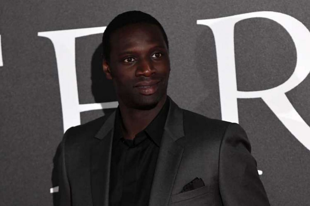 French actor Omar Sy attends the world premiere of Inferno.