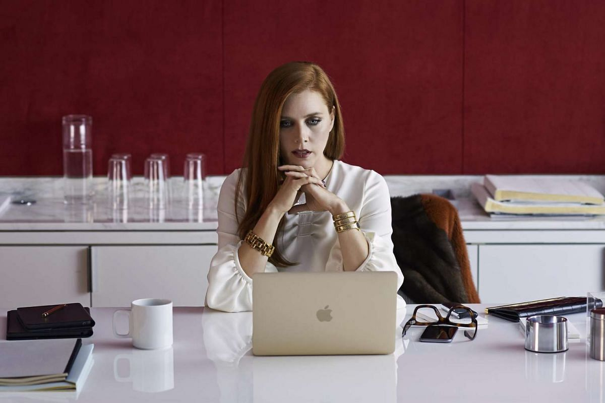 Amy Adams in the psychological thriller, Nocturnal Animals.