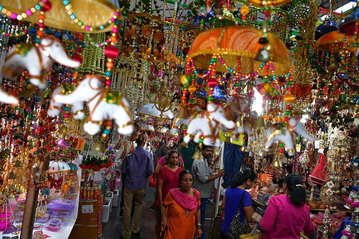 The Deepavali Festival Village is an iconic annual Deepavali event.