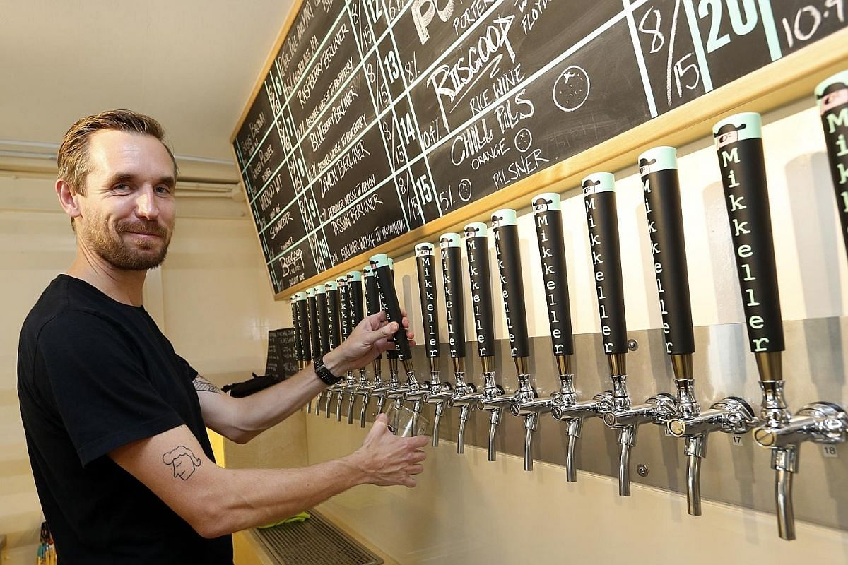 Gypsy beer brewer Mikkel Borg Bjergso is now trying his hand at brewing non-alcoholic beer.