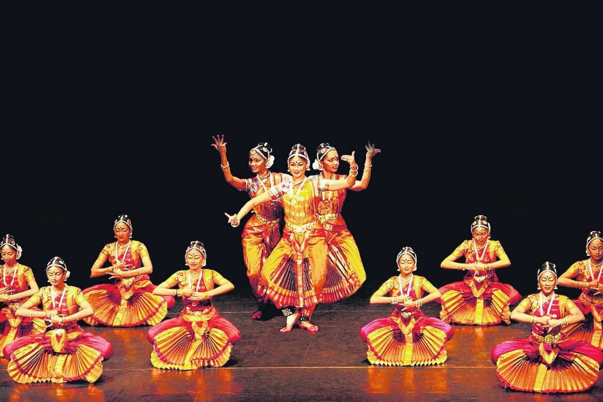 Stree Shakti by Bharathaa Arts, which explores three heroines from Indian classical literature.