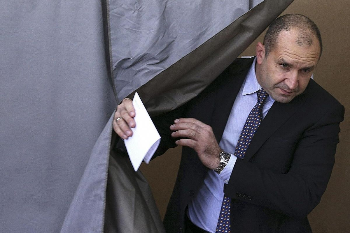Former air force commander Rumen Radev has been elected president of Bulgaria. He campaigned on an anti- immigrant platform and has often expressed admiration for Russian President Vladimir Putin.