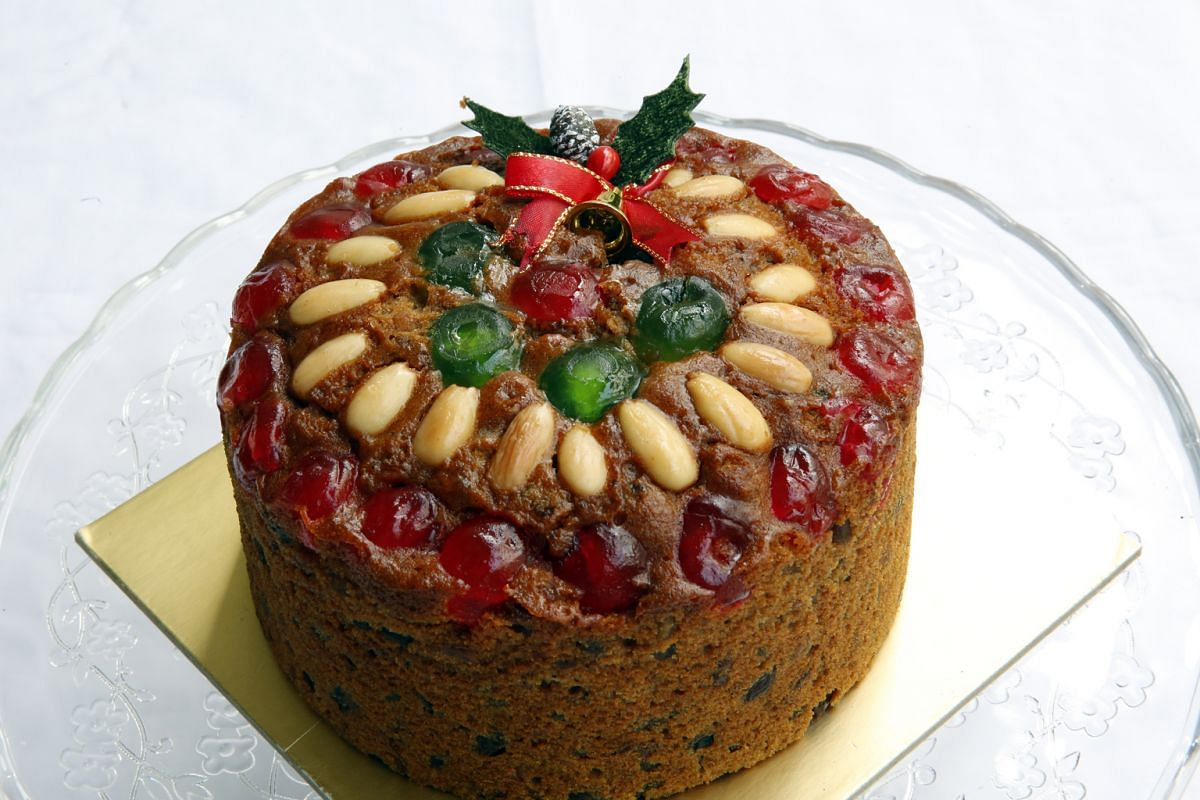 Three Recipes For Christmas Fruit Cake Traditional An Asian Twist