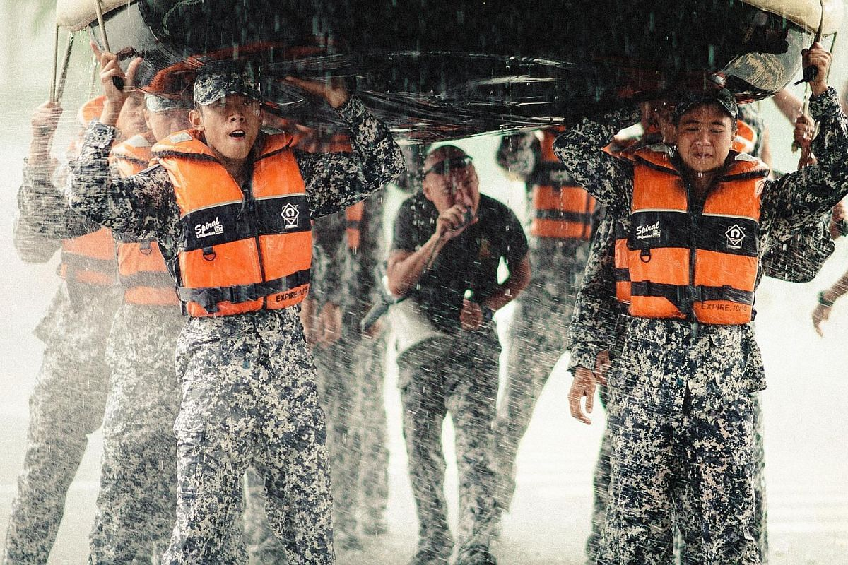 Ah Boys To Men 3: Frogmen (2015) is mm2 Asia's biggest box-office hit since its listing.