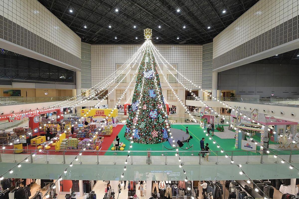 Raffles City Shopping Centre