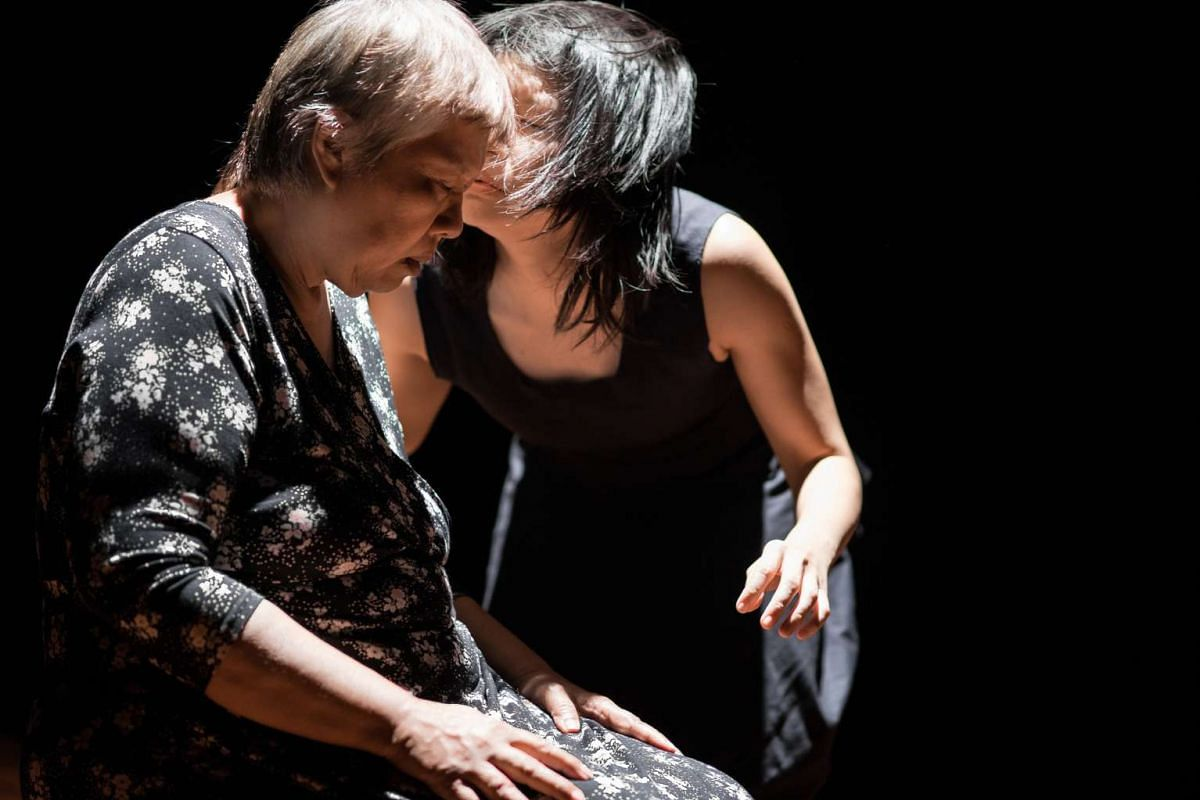 Singapore-based Italian director Alessandra Fel's Under My Skin examines the trauma many women suffer when they lose themselves in the new identity of motherhood.