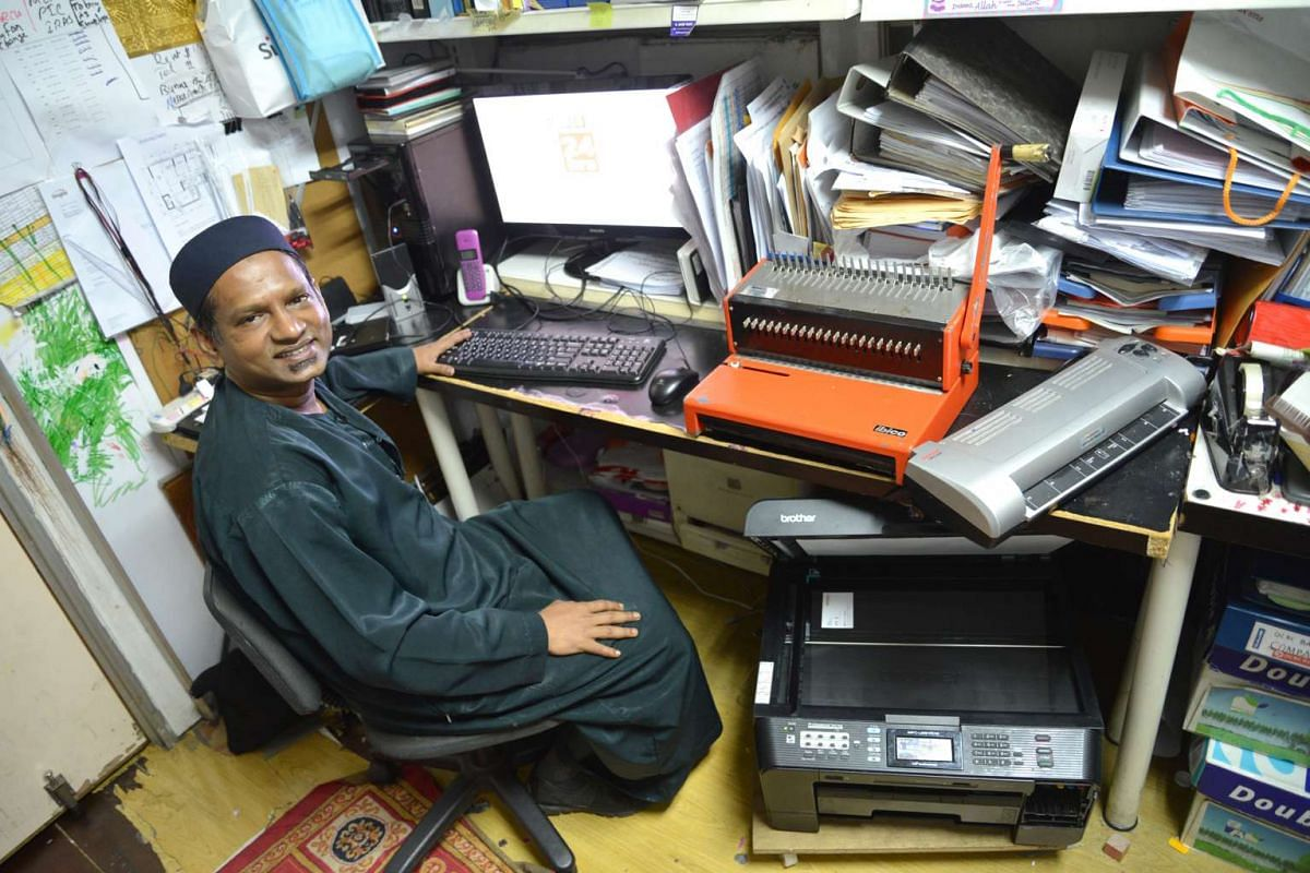 Mr Muhammad Sayeed is a director of Musa 24 Hours Printing, which provides printing, scanning, photocopying, binding and laminating services around the clock.