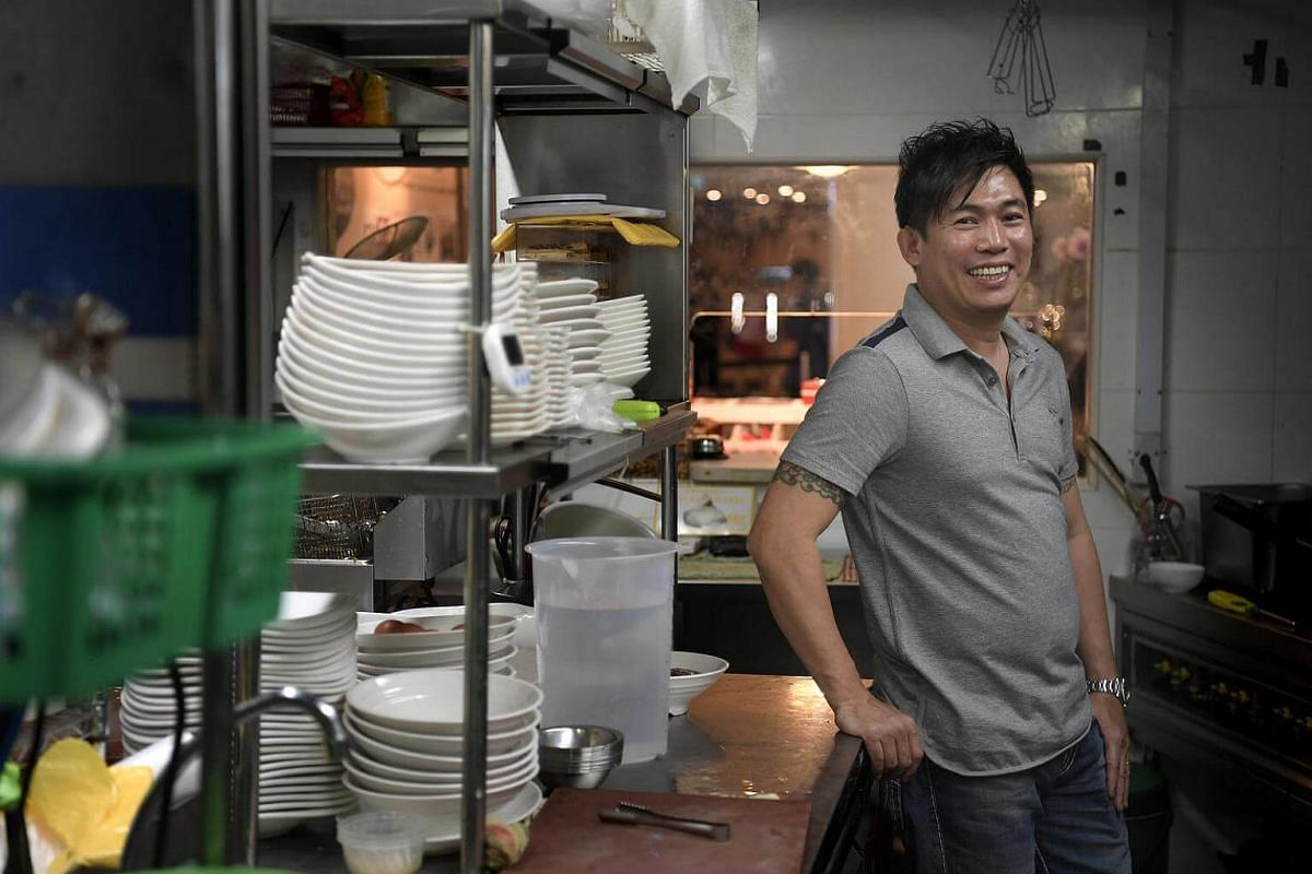 Mr Jabez Tan, who was imprisoned three times for drug offences, is now the owner of five bak kut teh outlets which employ ex-convicts.