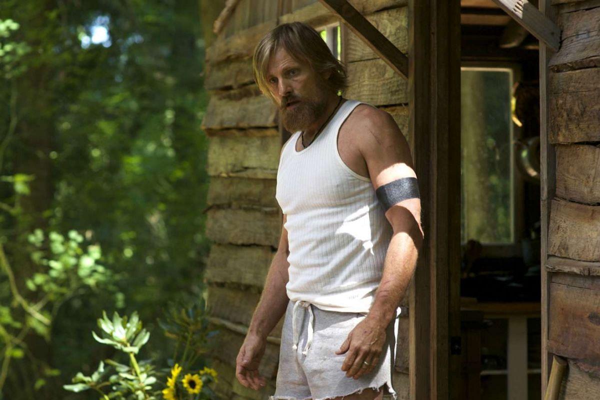 Viggo Mortensen in Captain Fantastic.