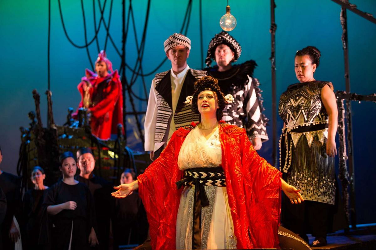 Wagner's The Flying Dutchman by Richard Wagner Society