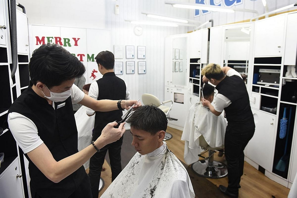 Express Salons At The Cutting Edge Lifestyle News Top Stories