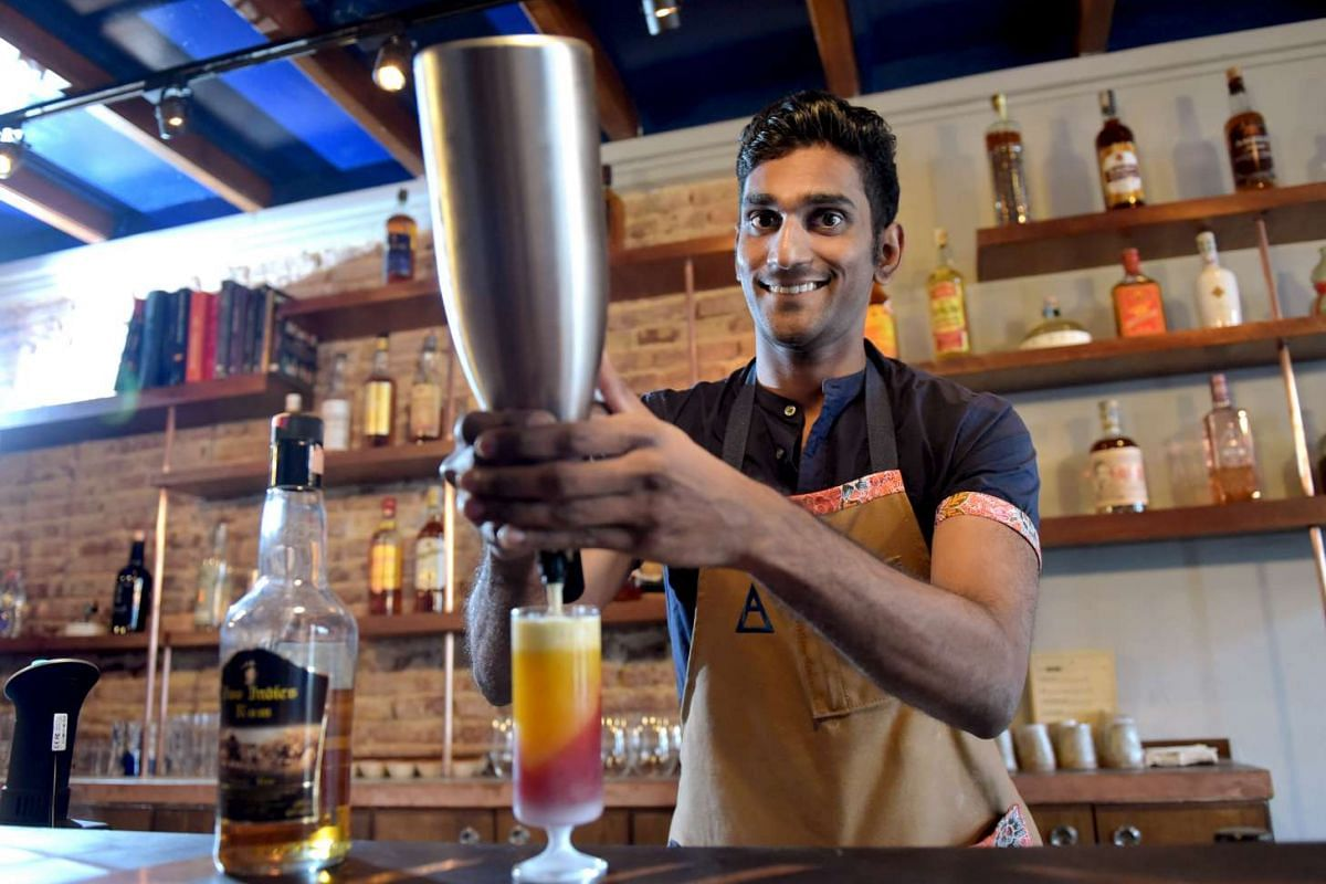 Vijay Mudaliar, 27, helms Native, a bar that opened just last month.