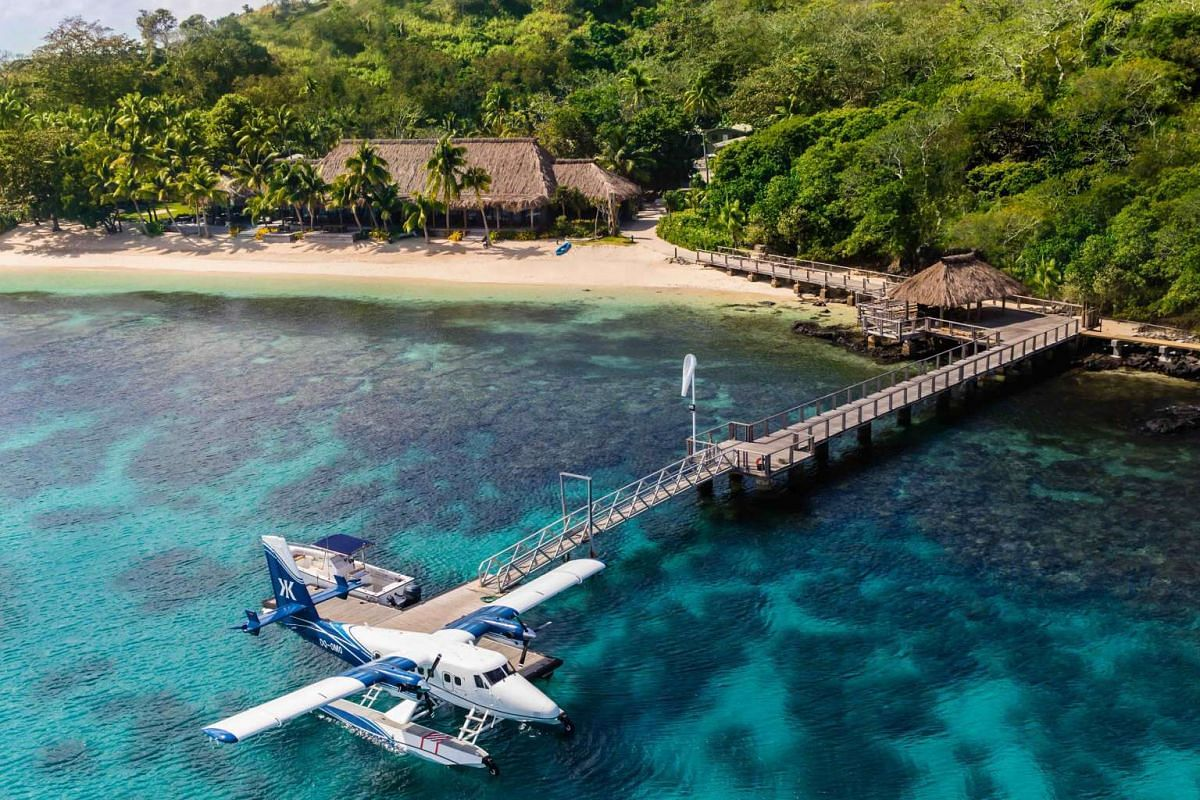 The Kokomo Island resort will offer fishing expeditions, diving, snorkelling and kayaking when it opens in March.