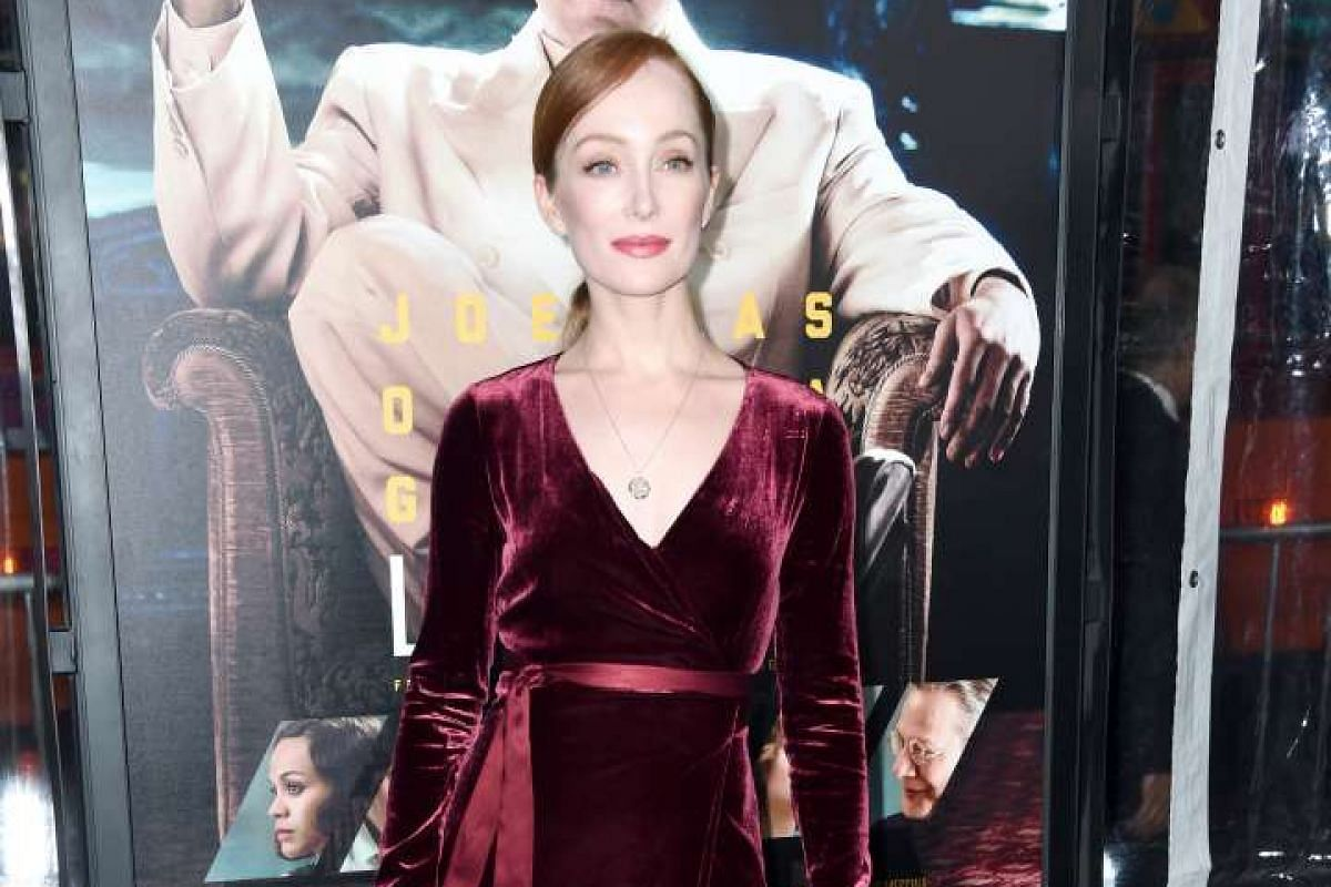 Actress Lotte Verbeek at the world premiere of Live By Night in Hollywood, California, on Jan 9, 2017.