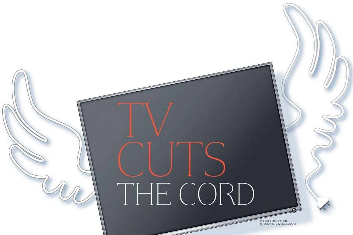 TV cuts the cord: More ditching cable for Internet platforms