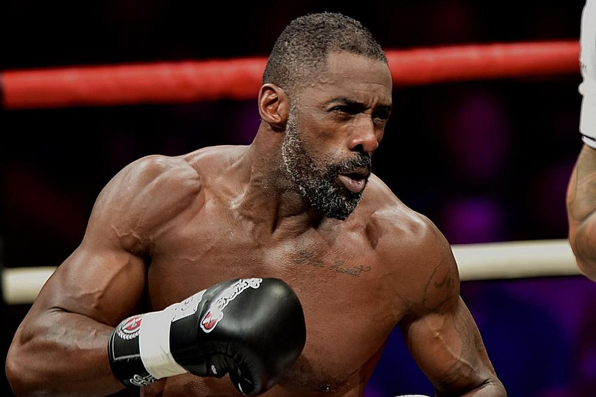 Idris Elba trains to become a professional kick-boxer in documentary series Idris Elba: Fighter.