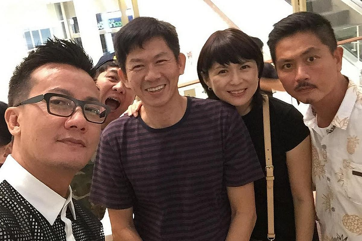 The Life Interview with Ang Eng Tee: Channel 8's award-winning