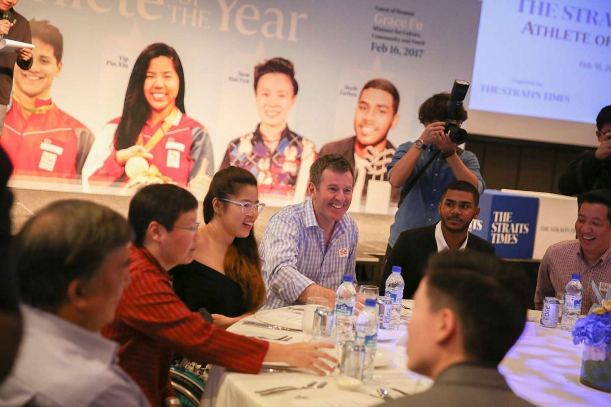 The other nominees for the award were Yip Pin Xiu, New Hui Fen, Sheik Farhan, and Peter Gilchrist.