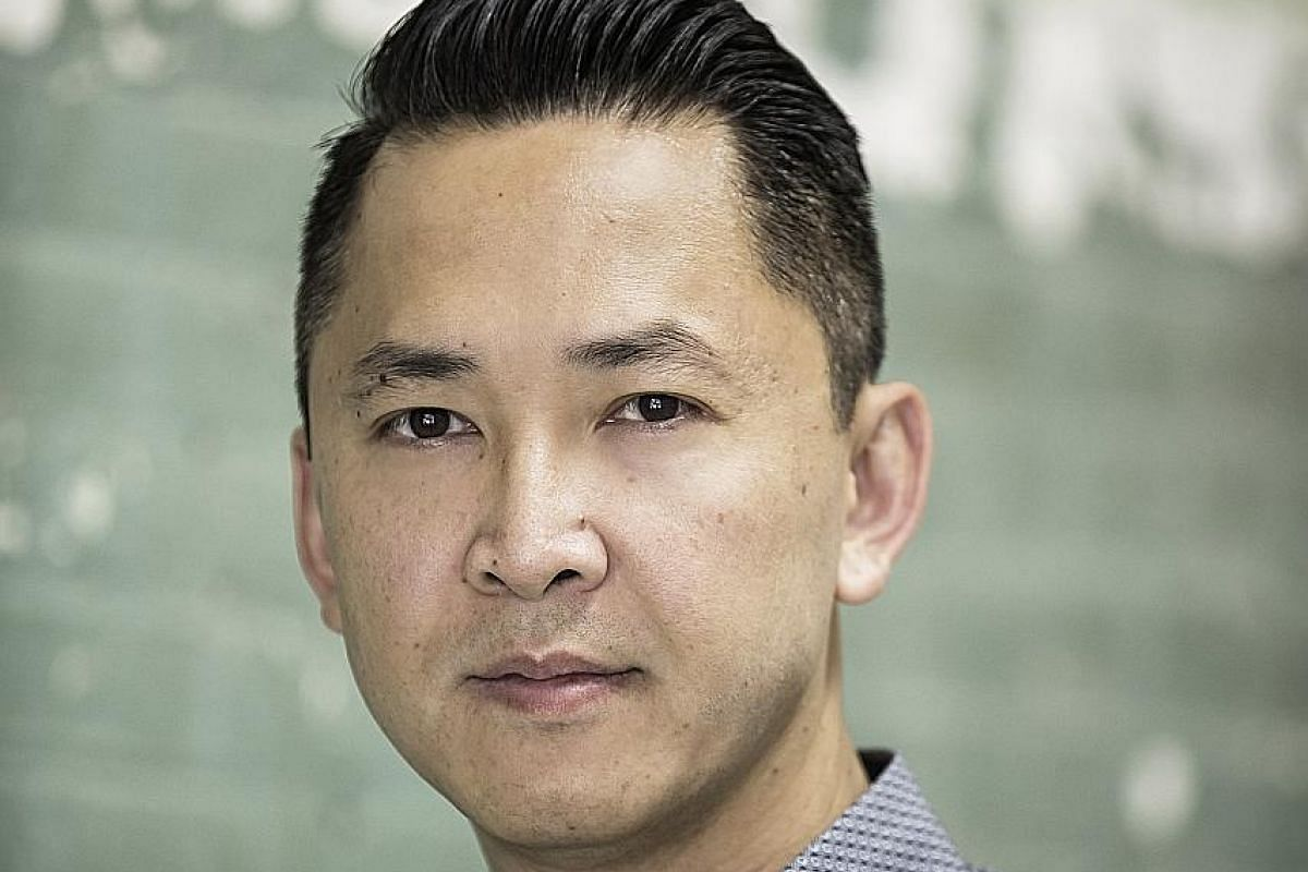 Viet Thanh Nguyen, who wrote The Sympathizer, has a new short-story collection titled The Refugees.