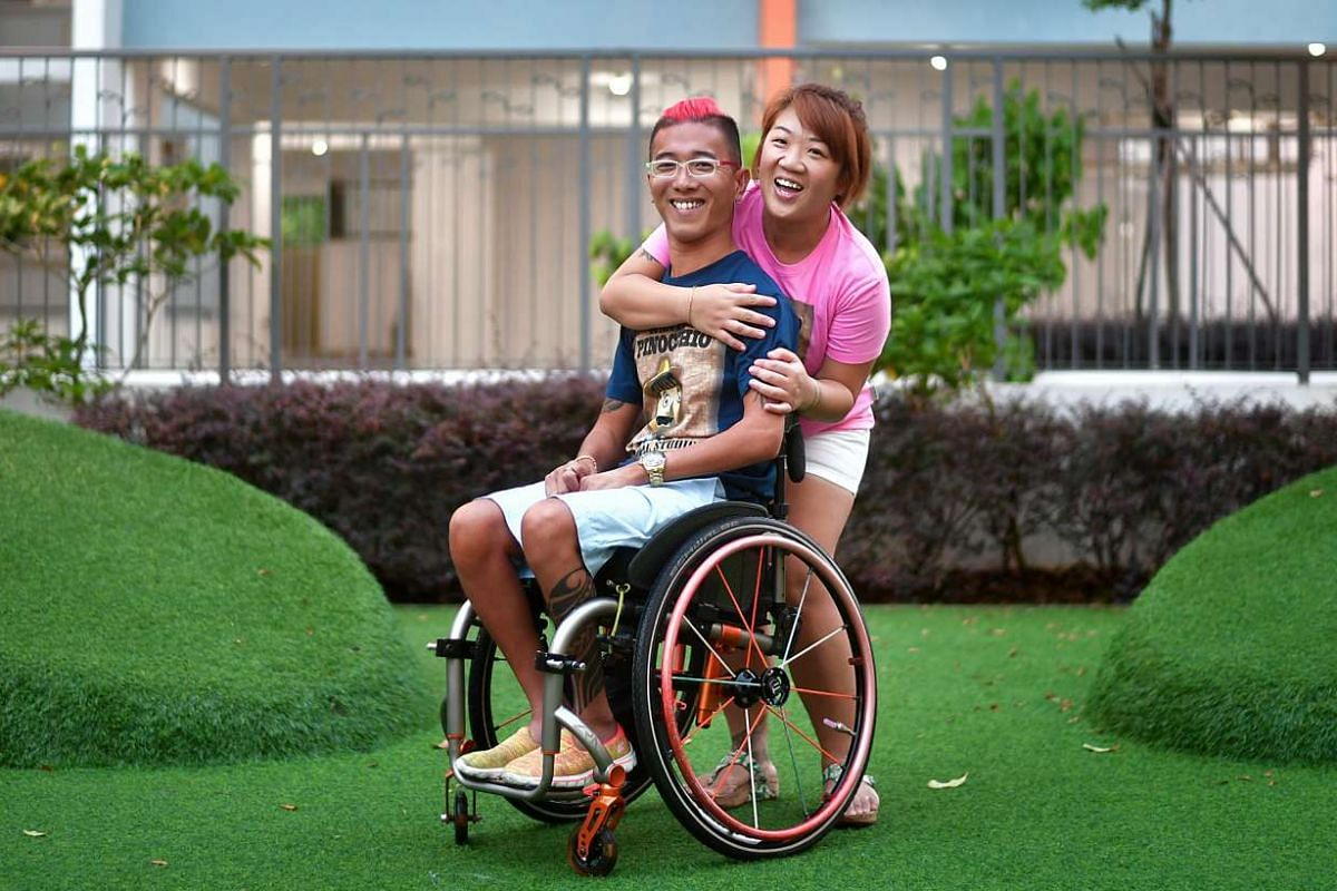 Online dating physically disabled