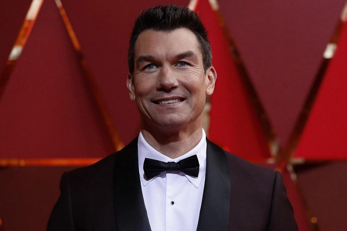 Jerry O'Connell arriving on the red carpet during the 89th Academy Awards in Hollywood, California, on Feb 26, 2017.