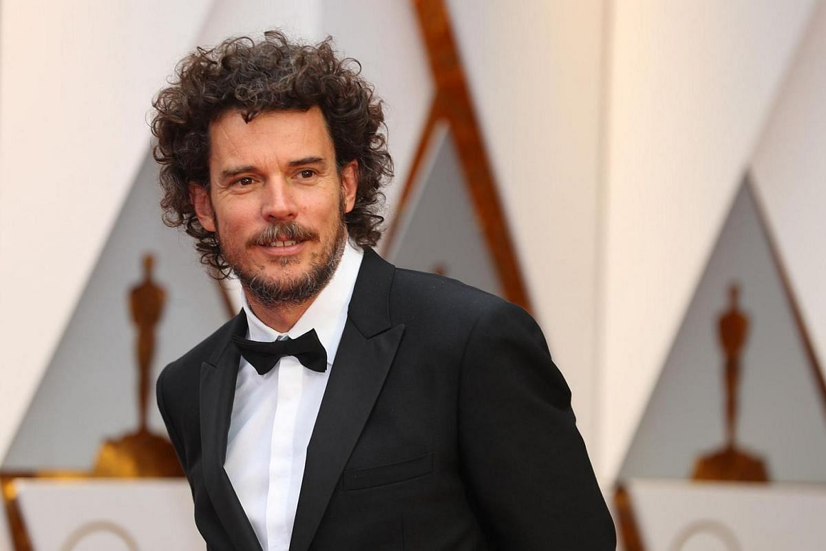 Director Garth Davis arriving on the red carpet during the 89th Academy Awards in Hollywood, California, on Feb 26, 2017.