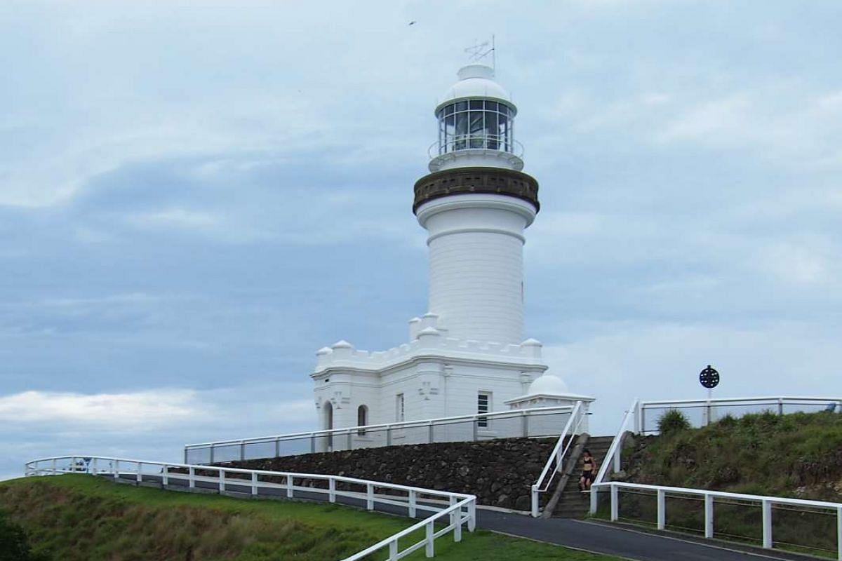 The iconic Cape Byron Bay Light House