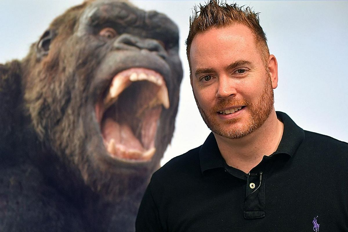 Industrial Light & Magic Singapore's Jeff Capogreco (above), Ashwin Ram and Chelsea Khoo were part of the team behind the digital effects for Kong: Skull Island.