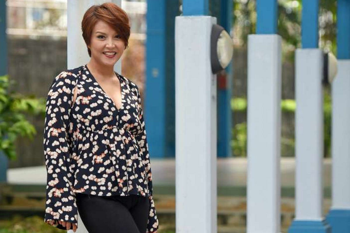 Aileen Tan was scouted at the gym some 30 years ago.