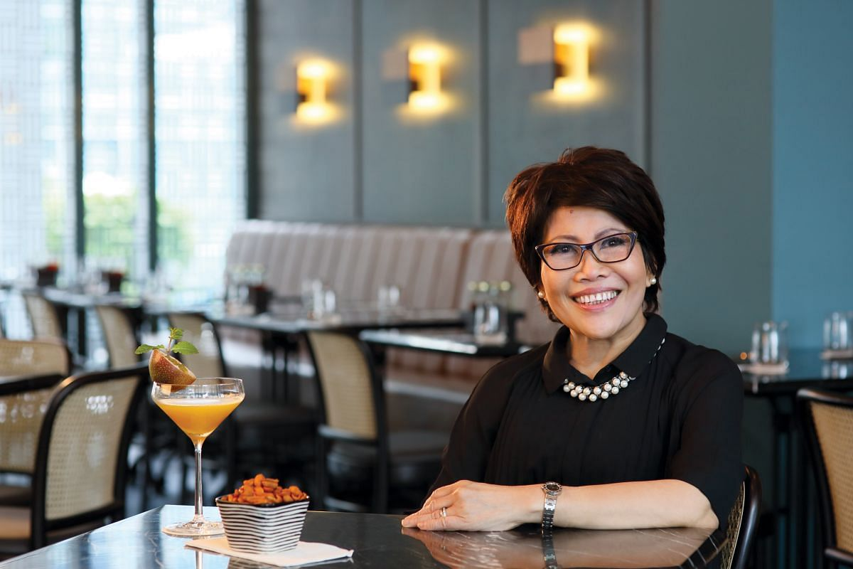 Ms Jongkolnee Thoboonme brought Thai royal cuisine to Singapore in 1988 when she founded Thanying Restaurant in Amara Hotel.