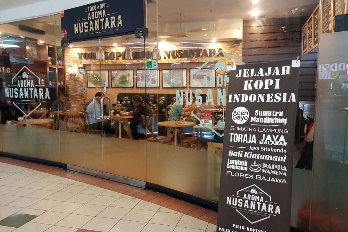 Toko Kopi Aroma Nusantara in Jakarta is one of hundreds of artisanal cafes that have sprouted in the Indonesian capital and major cities in the last five years.